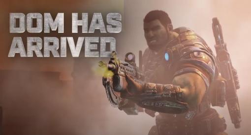『Gears 5』Operation4でドムがまさかの復活か?デルタ部隊が再集結するティザートレイラー公開