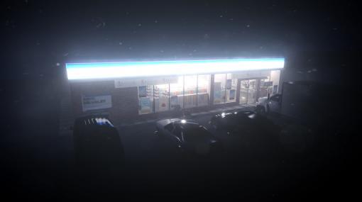コンビニ夜勤で働く女子大生の恐怖を描くゲーム『The Convenience Store│夜勤事件』がSteamで2月18日より配信開始。「誰もいないが視線を感じる」心理的不安が押し寄せる