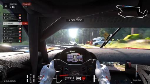 『グランツーリスモ7』PS5向けに発表。従来のGTファンに向けた、キャンペーンモードを中心にした作品に