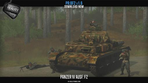 『バトルフィールド2』リアリズムMod「Project Reality: BF2」v1.6公開! 新たにWW2の戦場が実装