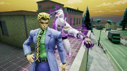 「ジョジョの奇妙な冒険 ラストサバイバー」吉良吉影が8月5日に参戦!敵を爆弾化できる攪乱タイプのキャラクター