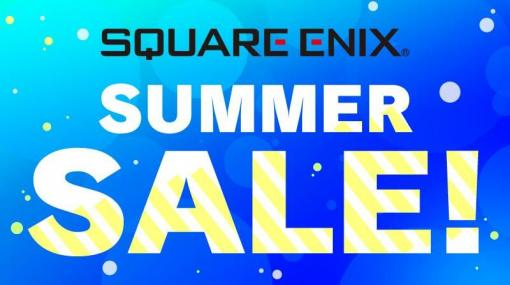 スクエニ、サマーセールをニンテンドーeショップ、PS Storeにて開催!「聖剣伝説3 トライアルズ オブ マナ」や「ドラクエX オールインワンパッケージ」も対象