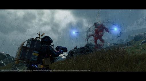 PC版「DEATH STRANDING」レビュー 分断された世界をもう一度繋ぐ。小島秀夫監督が描く人類再生のストーリー DEATH STRANDING(デス・ストランディング)