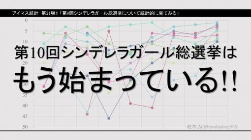 総 選挙 シンデレラ 九 回 ガール 第
