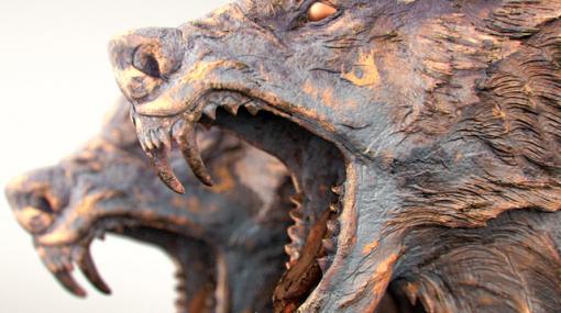 Vol.19 Cerberus phantom beast[ケルベロス 幻獣]~Concept Model - 連載