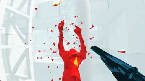 自分が動くときだけ時間が進む『SUPERHOT VR』売り上げ200万本を突破!