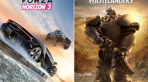 「Fallout 76」や「Forza Horizon 3」など。 Microsoft、Xboxゲームストアにて最大80%オフとなるスペシャルセールを開催