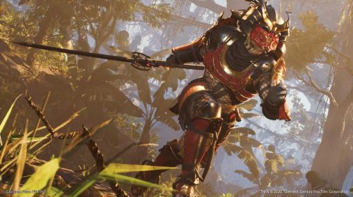 「Predator: Hunting Grounds」のダウンロードコンテンツ第2弾「サムライプレデター」パックが配信開始