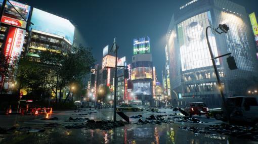 "Bethesda、PS5/PC用「Ghostwire: Tokyo」のゲーム内容を公開""超常""の力を行使し、東京の危機に立ち向かえ!"