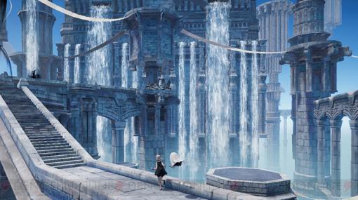ニーア リィンカーネーション』世界観がわかる画像解禁 - 最新ゲーム情報:げーむにゅーす東京