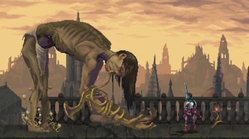 緻密ドット絵アクション『Blasphemous』無料DLC「The Stir of Dawn」配信日決定!