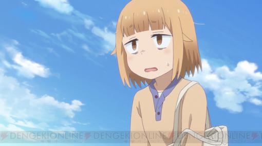 アニメ『放課後ていぼう日誌』6話。アジゴのから揚げが食べたい顧問