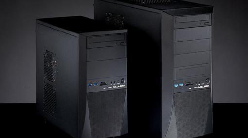 GALLERIA、「SEKIRO」・「Forza Horizon 4」・「Halo Wars」推奨PCをリニューアル約10万円のミドルスペックと性能を追求したハイエンドの全2製品5モデルを発売