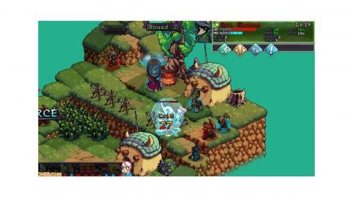 ターン制シミュレーションRPG『Fae Tactics』が2020年夏に発売。懐かしいグラフィックに注目!【PC Gaming Show】