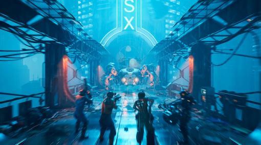 XSX/XB1向けサイバーパンクアクションRPG『The Ascent』2020年発売―超巨大企業謎の閉鎖で起こる混乱下の戦い