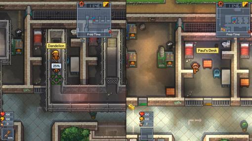 脱獄SLG『The Escapists 2』、Co-op FPS『Killing Floor 2』など3作品のPC版が、Epic Gamesストアで期間限定無料配付中