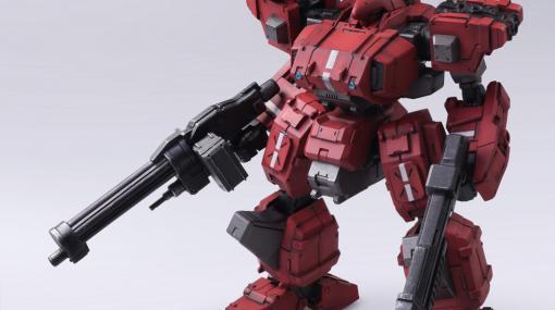 アクションフィギュア「FRONT MISSION WANDER ARTS」より新商品が登場「フロスト 地獄の壁Ver.」や「グリレゼクス 呉龍Ver.」など6アイテム