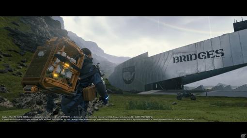 「DEATH STRANDING」PC版が発売!「Half-Life」「Portal」とのコラボレーション、VERY HARDモードなど新たなコンテンツを実装