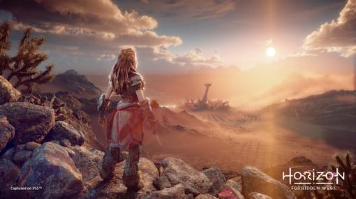 PS5『Horizon Forbidden West(ホライゾン 禁じられた西部)』4Kスクリーンショットが公開!2021年発売に向け開発中