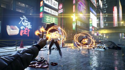 PS5/PC『Ghostwire: Tokyo』はホラーではなく「魔法と出会ったカラテ」。ハイテク忍者エクソシストとなり、九字切りコンボで悪霊退散バトルアクション