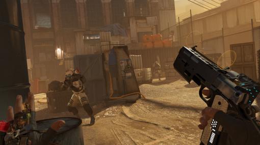 「Half-Life」シリーズの最新作、PC用VR「Half-Life: Alyx」がSteamにて本日発売!VR用に基礎から再構築された「Half-Life」シリーズ最新作