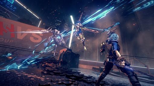 新感覚「デュアルアクション」が楽しめるSwitch「ASTRAL CHAIN」いよいよ本日発売!主人公と生体兵器「レギオン」が連携して敵に挑む