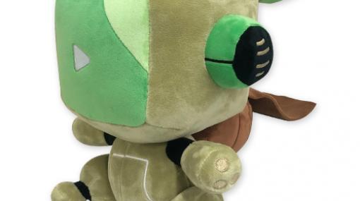『ボイド・テラリウム』のお世話ロボットが可愛いぬいぐるみになって登場!