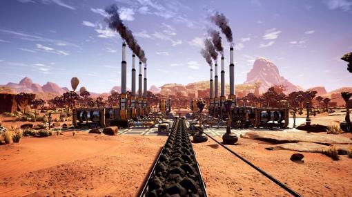 工場化オープンワールド『Satisfactory』Steamにて早期アクセス配信開始。ひとりでみんなで自動化ライン構築