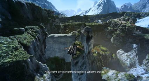 スクエニが新作『PROJECT ATHIA』をPS5独占として発表。『FF15』のLuminous Productions手がける技術とアートの融合