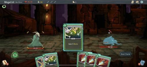 ローグライクカードゲーム『Slay the Spire』iOS版を6月中に9.99ドルで配信へ―Android版も開発中