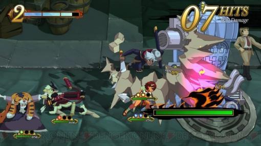 ハイクオリティな2DアニメーションビジュアルのアクションRPG『Indivisible』が配信