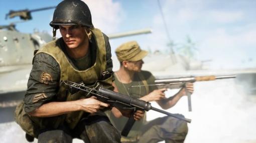『バトルフィールド V』最終大型アップデート「Summer Update」パッチノート公開―新マップや武器など多数の追加や修正