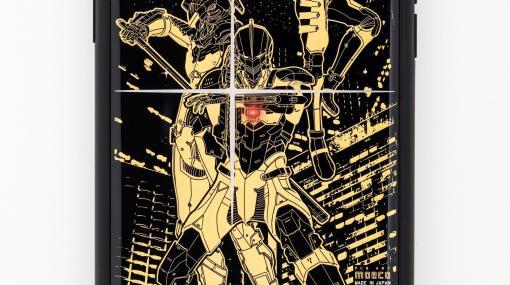 基板アートで描かれた「ウルトラマン」デザインのiPhone11、ICカード用ケースが登場!