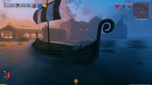 北欧神話とバイキングの文化にインスパイアされたバイキングサバイバルアクション『Valheim』のベータテストがスタート【PC Gaming Show】