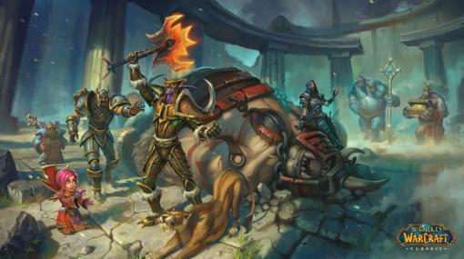 Blizzardが『World of Warcraft Classic』のBOT行為者74,000名のBANを報告―「BOT行為は最優先で取り締まるべきもの」