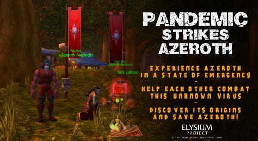 『World of Warcraft』で疫病のパンデミックを再現したファンイベントが開催。一時アクティブプレイヤーの88%が感染したが、全員が一致団結し回復