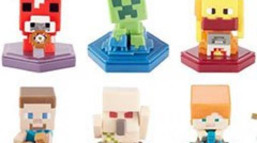 「Minecraft Earth」のブーストアイテム「マインクラフト アース ブースト ミニフィギュア」が4月下旬に発売