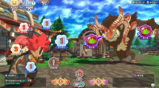 『ポケモン』のゲームフリークによるRPG『リトルタウンヒーロー』Steamページ公開―カードゲームライクな奥深いバトル