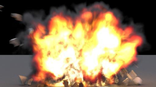 [お知らせ]第100回:Houdini中級編(17) ~爆破エフェクト~が配信開始(Houdini COOKBOOK +ACADEMY) - ニュース