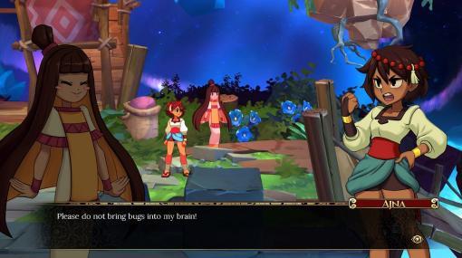 PC版「Indivisible」が本日配信。10月11日からは国内PS4版及びSwitch版を含むグローバルリリースも