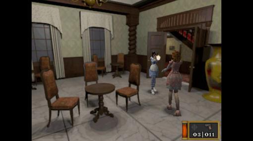 「ドールハウス」で機械人形に襲われるホラーアドベンチャー『Alisa』のデモ版公開。PS1時代の『バイオハザード』に強い影響を受けている作品