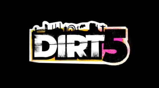 オフロードレースシリーズ最新作『DiRT 5』発表!