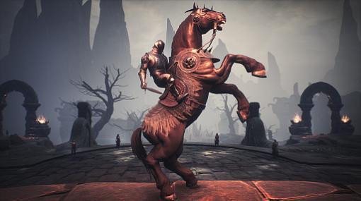 「Conan Exiles」,無料アップデートで「馬」を実装。騎乗がさらに楽しくなるDLCも合わせてリリース