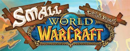 「World of Warcraft」の世界観を使ったボードゲーム「Small World of Warcraft」が発表。2020年夏に欧米でリリース予定