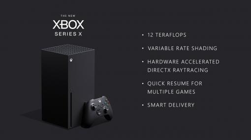 Xbox Series X、E3 2020での大々的なお披露目を改めて予告社内βプログラムもスタート。Smart Deliveryで世代間のギャップも克服へ