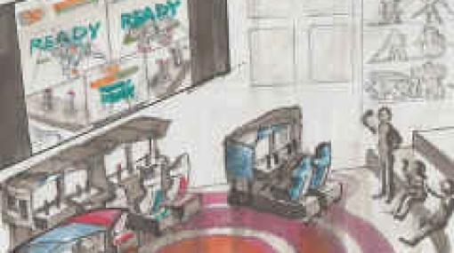 長野の旅館木塵,「電脳戦機バーチャロン」シリーズに特化したゲームセンターを作るクラウドファンディングを12月21日18:00にスタート