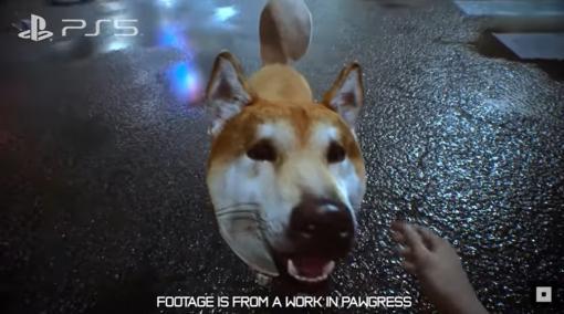 なんと「Ghostwire: Tokyo」ではシバ犬の頭をヨシヨシできる! 三上真司氏がゲーム内に関する情報をアナウンス