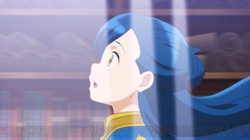 アニメ『本好きの下剋上』16話。マインは神官長の元へ行き…