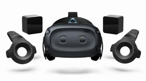 HTC,VR HMD新製品「VIVE COSMOS Elite」を3月27日に国内発売。価格は約12万円(税込)