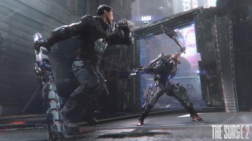 PS4『ザ サージ 2』が12月19日発売。強化外骨格やサイボーグが登場するアクションRPG